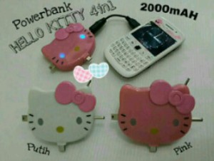 Powerbank 4in1 HK 2000mAh