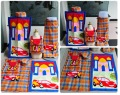Sarung anak 1 set cars